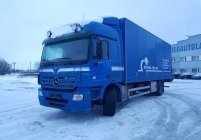 MERCEDES-BENZ Actros MP2/MP3 1831 (01.02-)